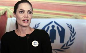 Angelina Jolie – Special Envoy for UNHCR