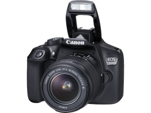 Canon EOS 1300D - DSLR Camera