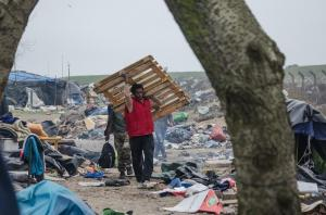 Calais Refugee Camp