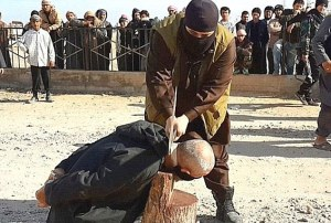 An ISIS Execution